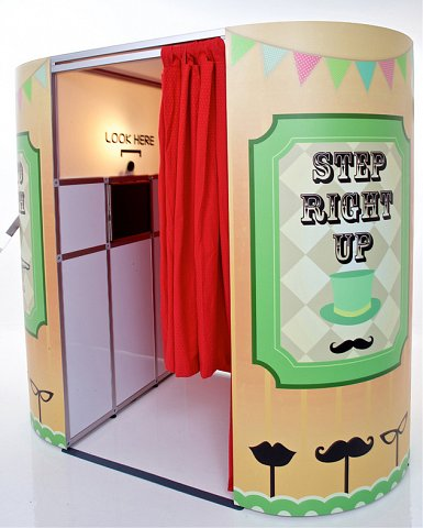 Unique Photo booths for hire