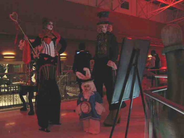 Alice in Wonderland Themed Parties at Radisson Edwardian Heathrow