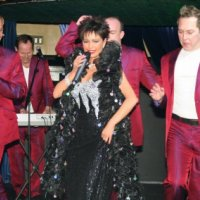 Shirley Bassey tribute to hire