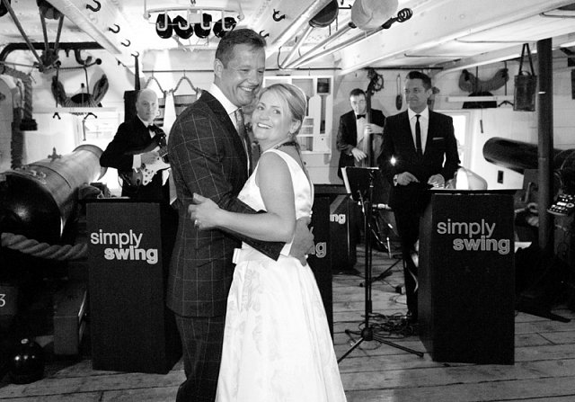 Simply Swing Band for hire