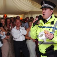 Singing Police for hire