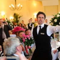 Singing Waiters for hire