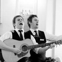 Singing Waiters for events
