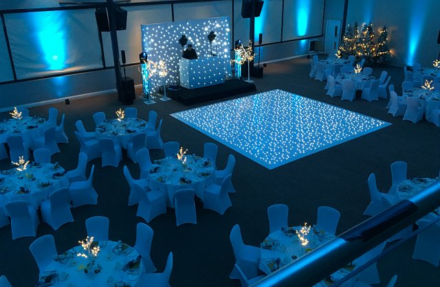 LED Dance floor to hire