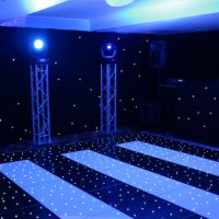 LED Starcloth Backdrop For Hire
