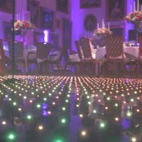 LED Sparkly Dance Floor For Hire