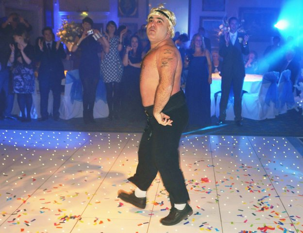 Stavros Flatley for weddings