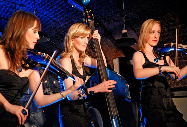 String Trio for events