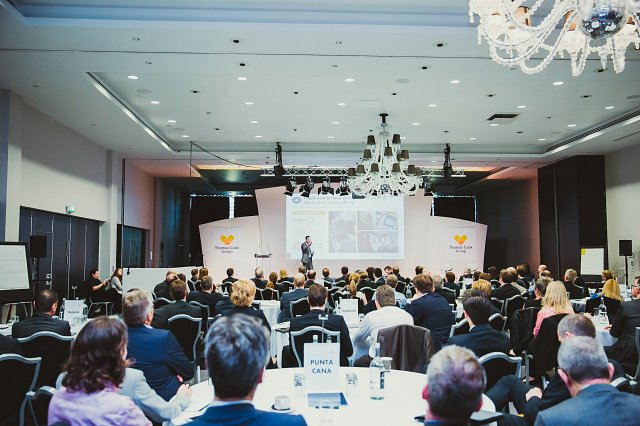 Conference Production at London Syon Park