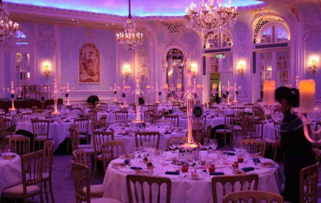 Private events at The Savoy