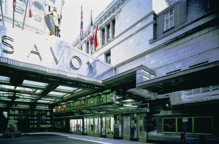 The Savoy Strand, London,WC2R 0EU