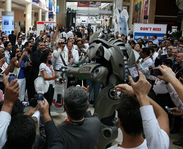 Titan Robot to hire for events