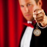 Hypnotist for events