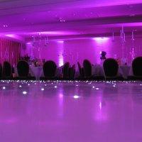 LED Uplighters For Hire