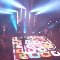 Video LED Dance Floor