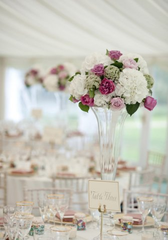 Table Centre ideas for weddings