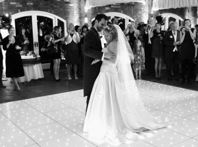 Dancefloor to hire for weddings