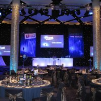 Conference Production at  Wembley Stadium