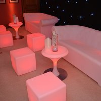 LED Furniture at Wentworth