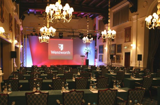 Conference Production at Wentworth