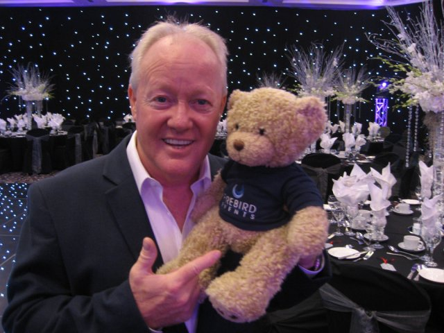 Firebird Ted with Keith Chegwin
