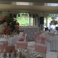 Wedding at Hever Castle